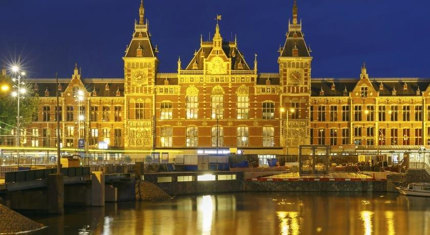 The Greenhouse Effect Hotel Amsterdam Compare Deals