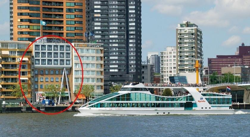 Maritime Hotel Rotterdam - dream vacation