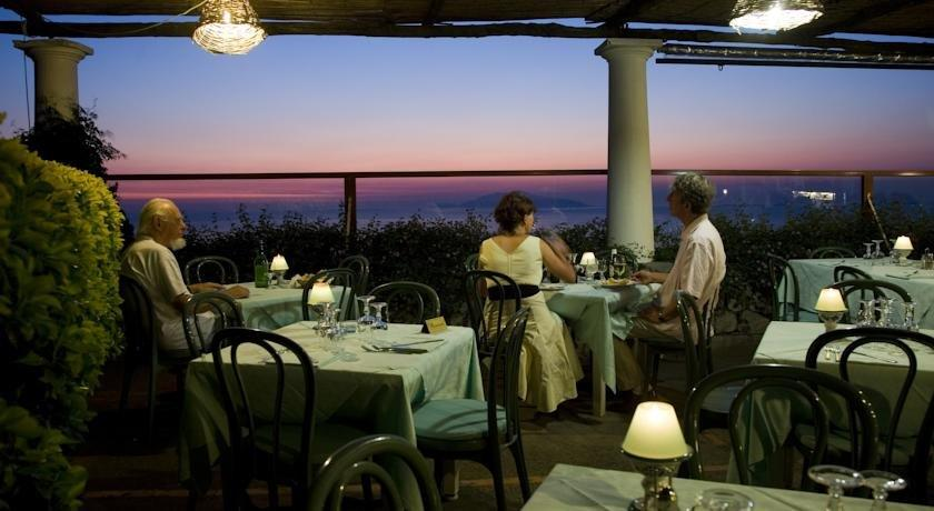Da Gelsomina Hotel Anacapri - dream vacation