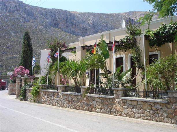 Kalydna Island Hotel Panormos Kalymnos - dream vacation