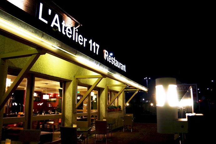 Best Western Hotel l\'Atelier 117 - dream vacation