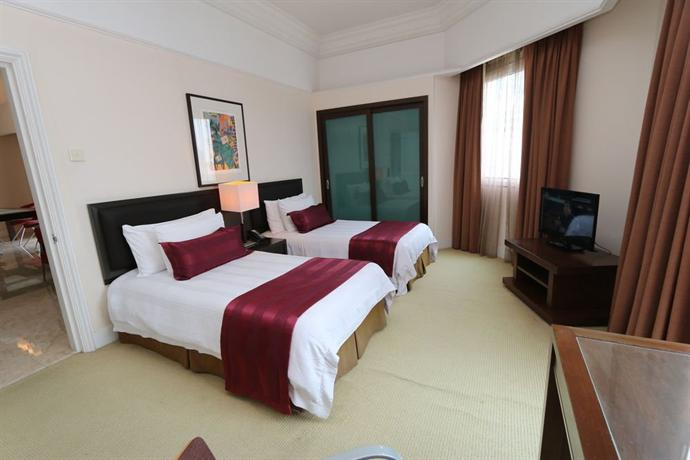 PNB Perdana Hotel & Suites On The Park - dream vacation