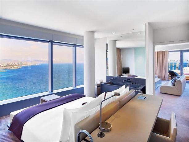 W Hotel Barcelona - dream vacation