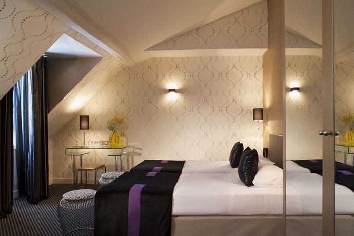 Atn Hotel Saint Lazare