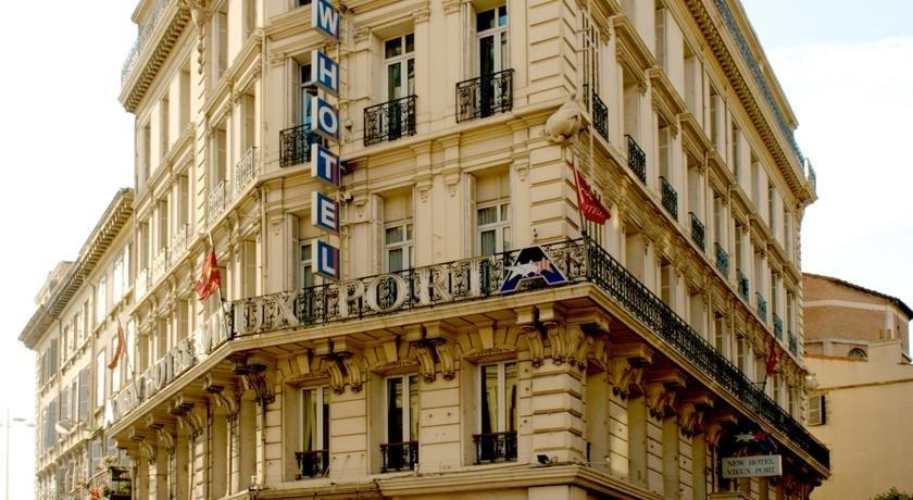 new hotel vieux port marseille compare deals