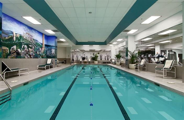 Fairmont Hotel Washington D C - dream vacation