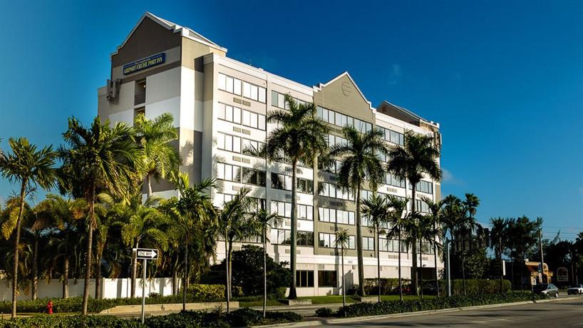 Fort Lauderdale Airport Cruiseport Hotel