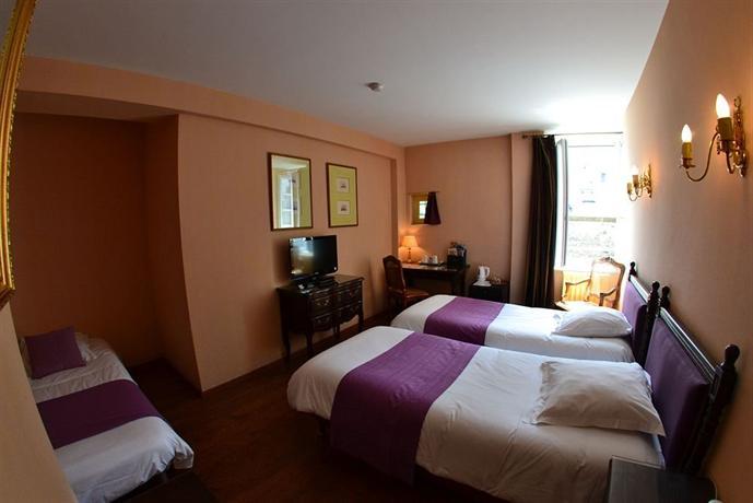 Hotel Elizabeth Saint-Malo - dream vacation