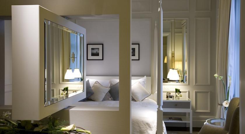 Fairmont Le Montreux Palace - dream vacation