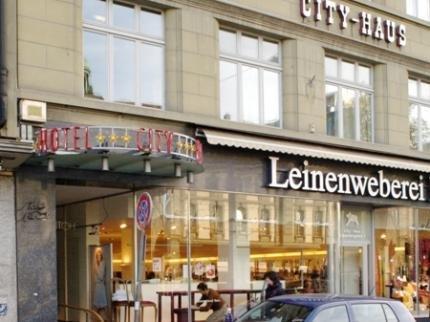 City Am Bahnhof Hotel Berne - dream vacation