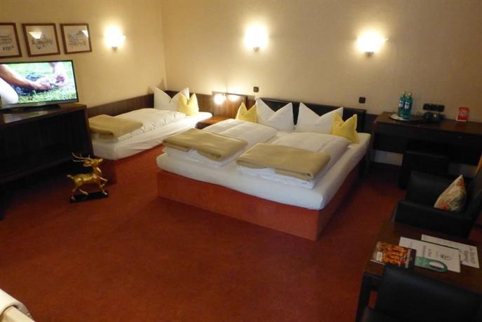 Hotel Goldener Hirsch Bayreuth - dream vacation
