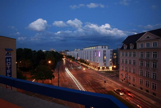 Hotel A O Munchen Hackerbrucke