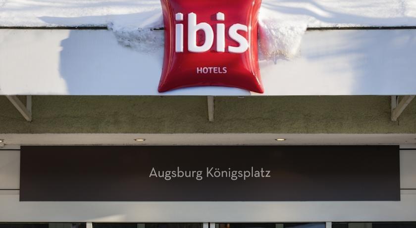 Ibis Augsburg Koenigsplatz - dream vacation