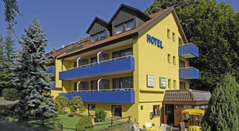 Hotel Garni Lessingweg Tubingen