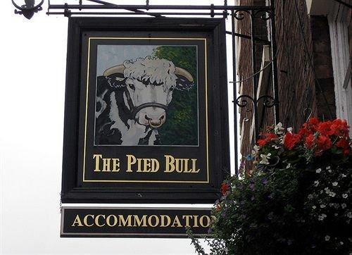 The Pied Bull Inn Chester - dream vacation