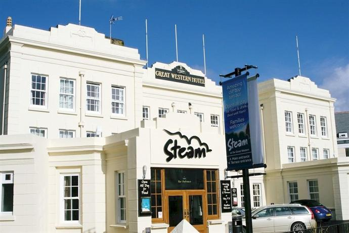 Great Western Hotel Newquay - dream vacation