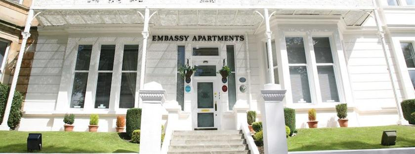 Embassy Apartments Glasgow - dream vacation
