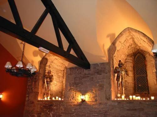 Castle of Brecon - dream vacation