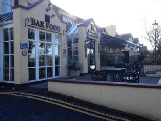 Woodfield House Hotel Limerick - dream vacation
