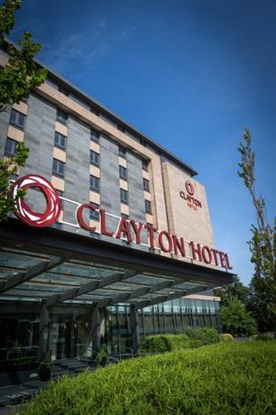 Clayton Hotel Leopardstown - dream vacation