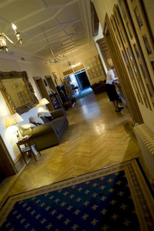 Knock Castle Hotel & Spa Crieff - dream vacation