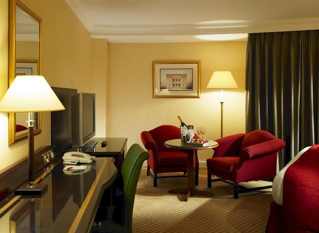 Liverpool Marriott Hotel City Centre - dream vacation