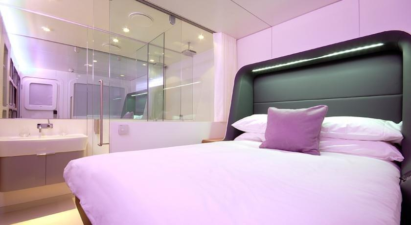 YOTELAIR London Gatwick Airport - dream vacation