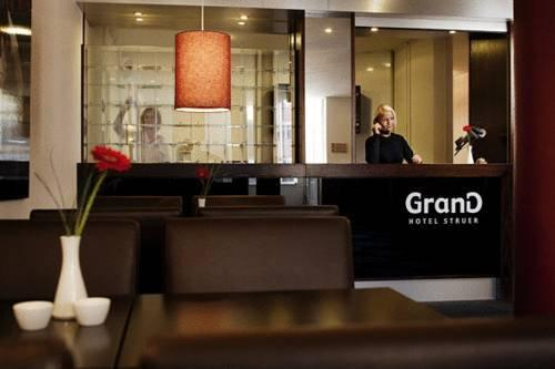 Grand Hotel Struer - dream vacation