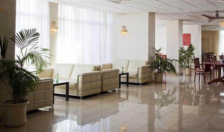 Park Inn by Radisson Sheremetyevo Airport Moscow - dream vacation