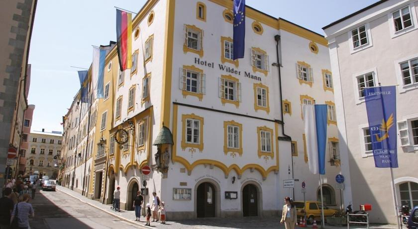 Hotel Wilder Mann Passau - dream vacation