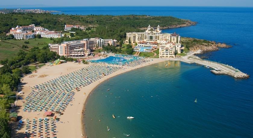 Солнечный берег болгария сейчас