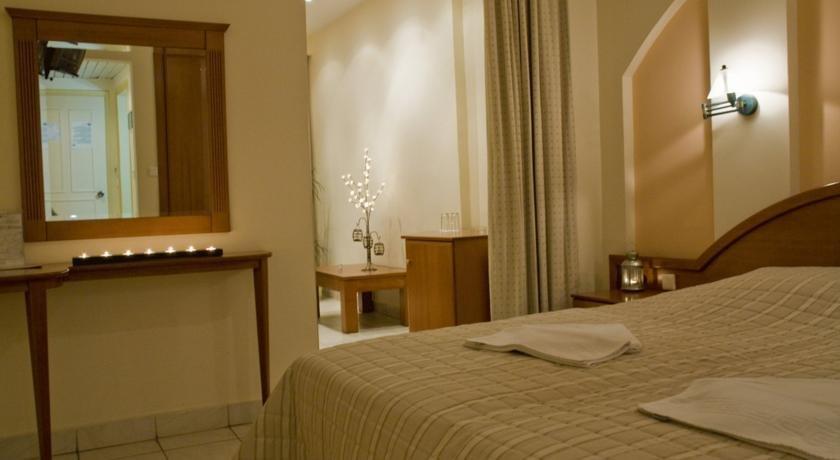 Hotel Pyrgos Ouranoupoli - dream vacation