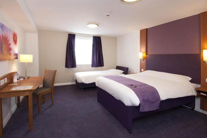 Premier Inn Manchester City Centre - Deansgate Locks - dream vacation