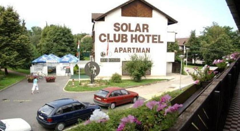 Solar Club Hotel - dream vacation
