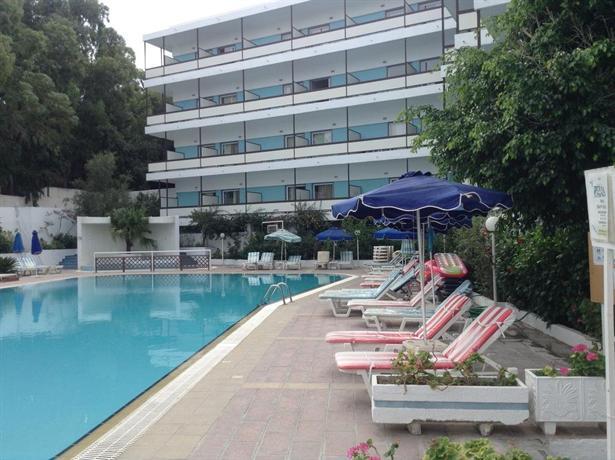 Belair Beach Hotel Ixia - dream vacation