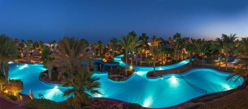 Maritim Jolie Ville Golf & Resort Sharm el-Sheikh - dream vacation