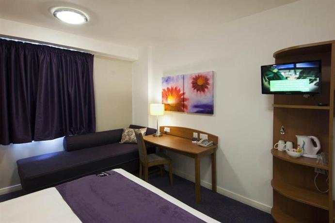 Premier Inn City Centre Swansea - dream vacation