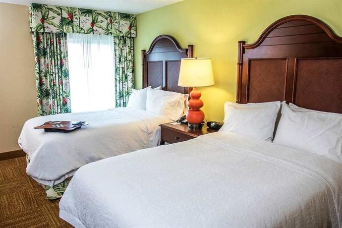 Hampton Inn & Suites San Juan - dream vacation