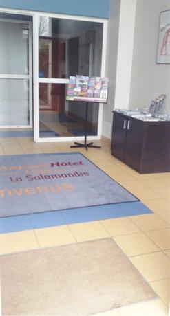Appart\'Hotel La Salamandre - dream vacation