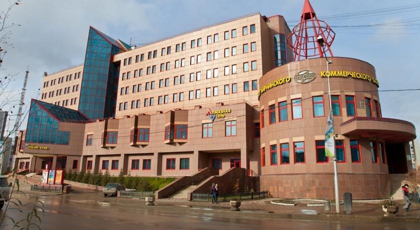 Azimut Hotel Polar Star Yakutsk