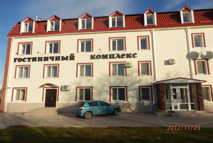 Domino Hotel Luhansk - dream vacation