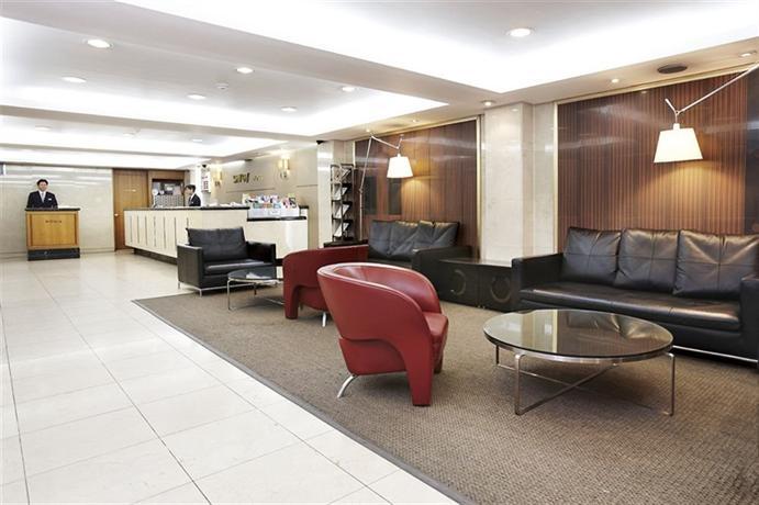 Savoy Hotel Myeongdong - dream vacation