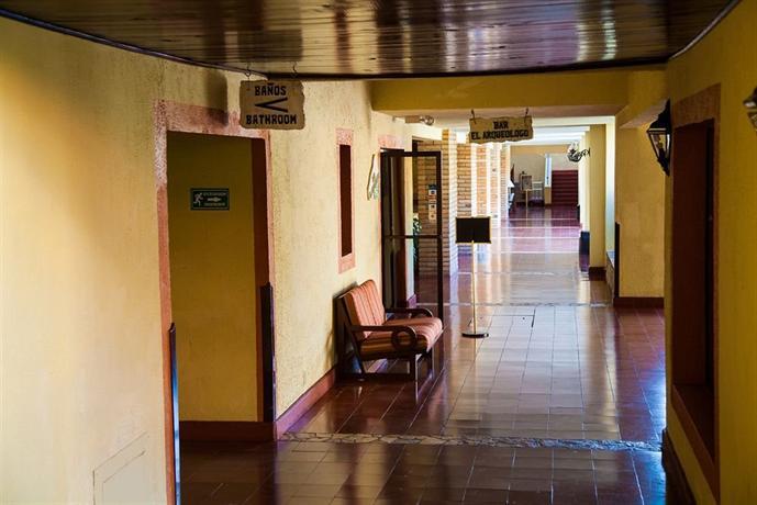 Clarion Hotel Copan Ruinas - dream vacation