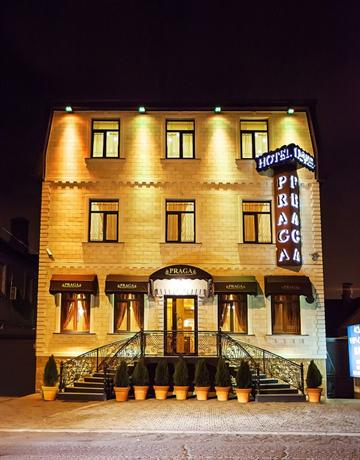 Praga Hotel Central District - dream vacation