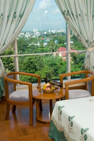 Myanmar Panda Hotel - dream vacation