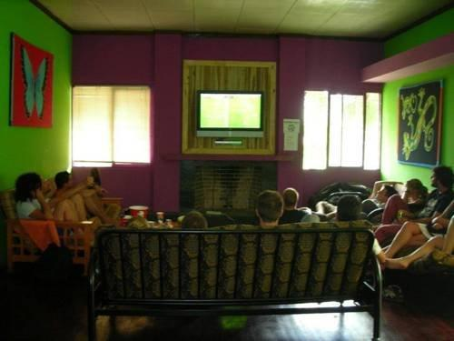 Costa Rica Backpackers - dream vacation