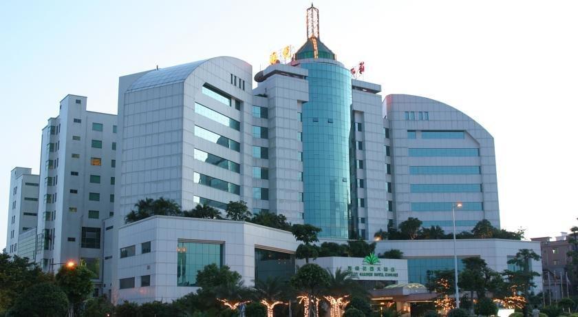 Haiyatt Garden Hotel Houjie Dongguan - dream vacation