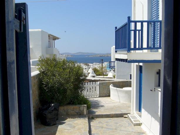 Ledra Apartments Mykonos - dream vacation