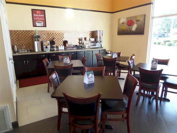 Economy Inn Russellville - dream vacation