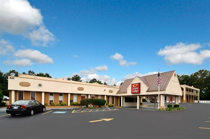 Econo Lodge Cleveland Tennessee - dream vacation